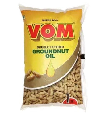 VOM Groundnut Oil