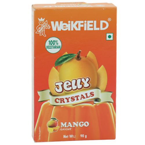 Weikfield Jelly Mango, 90 g Carton