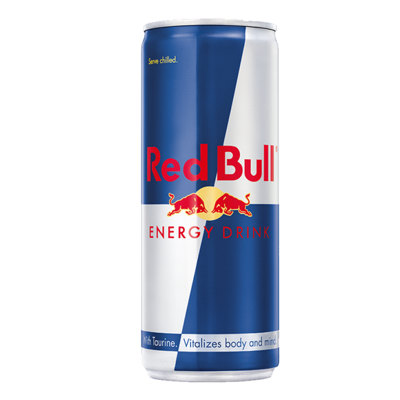 Red Bull Energy Drink, 250 ml Tin