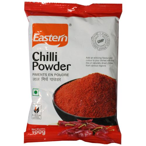 Eastern Powder - Chilly, Pouch