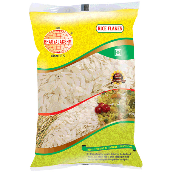 Bhagyalakshmi - Avalakki Medium 500 gms, Packet