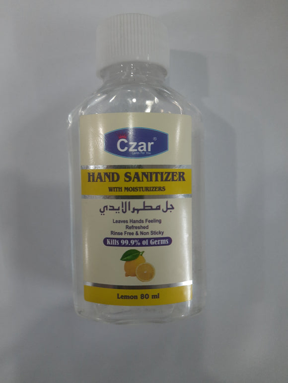 CZAR HAND SANITIZER