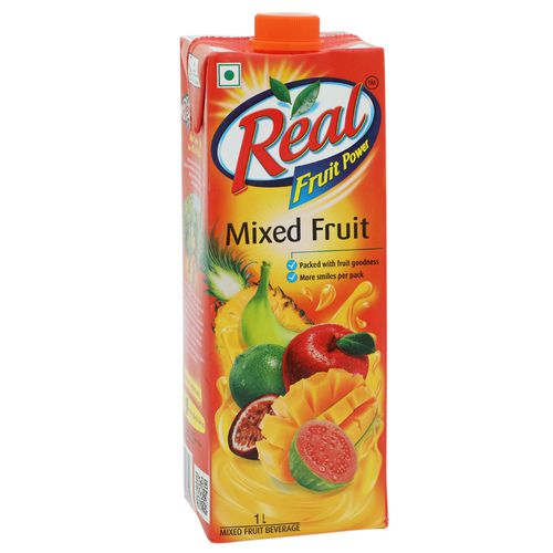 Real Fruit Power Juice - Mixed Fruits, 1 L