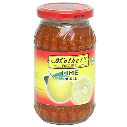 Mothers Recipe Pickle - Lime, 300g Jar