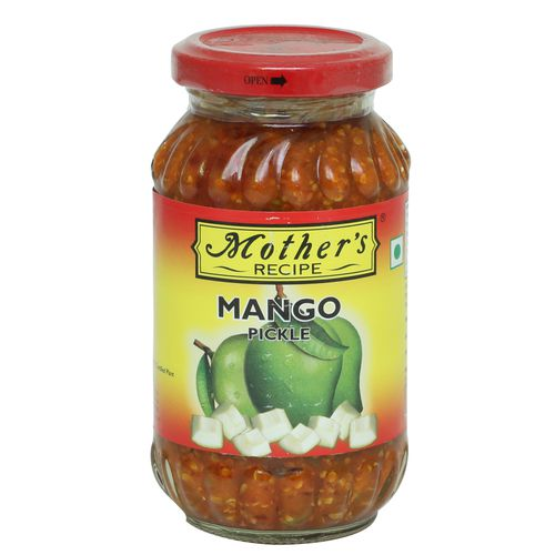 Mothers Recipe Pickle - Mango, 300 g Jar