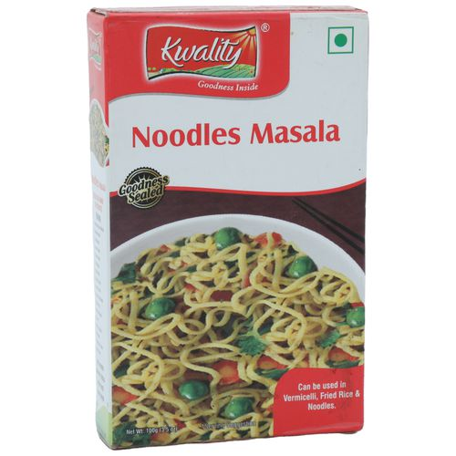 Kwality Noodles - Masala, 50 g Pouch