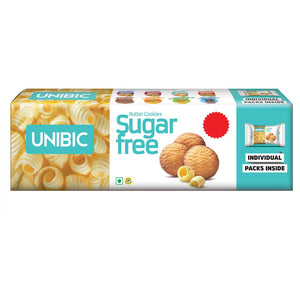 Unibic Sugar Free Butter Cookies, 75 g