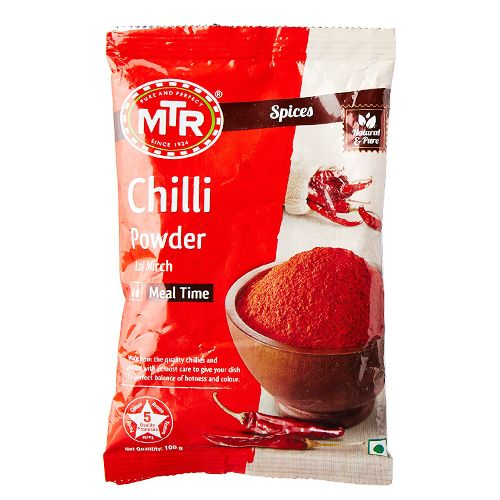 MTR Chilli Powder, 100 g pouch