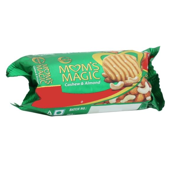 Sunfeast Mom's Magic - Cashew & Almond Biscuits, 58 g