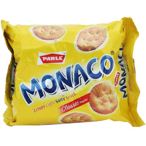 Parle Monaco Salted Snack Biscuits