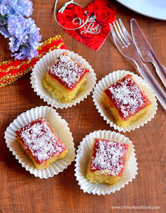 Goodfood Honey cake pack of 4