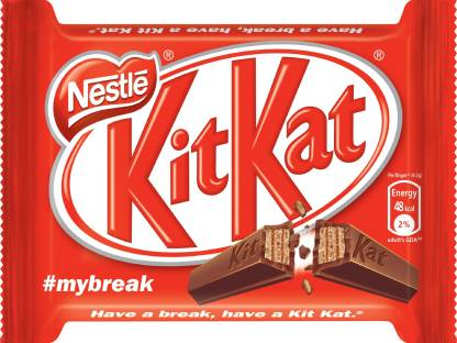 Nestle Kitkat Bars  37.3g