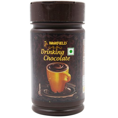 Weikfield Weikfiled Drinking Chocolate, 200 g Bottle