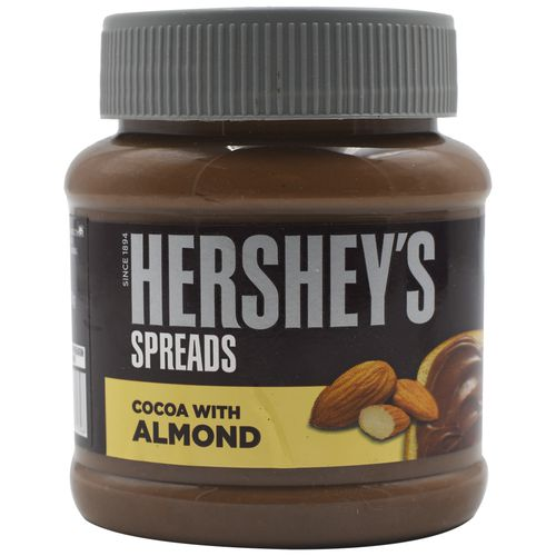 Hersheys Spread - Cocoa with Almond,
