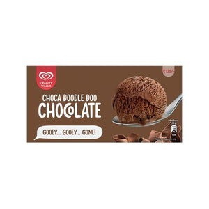 kwality walls Frozen Dessert - Chocolate, Party Pack, 700 ml