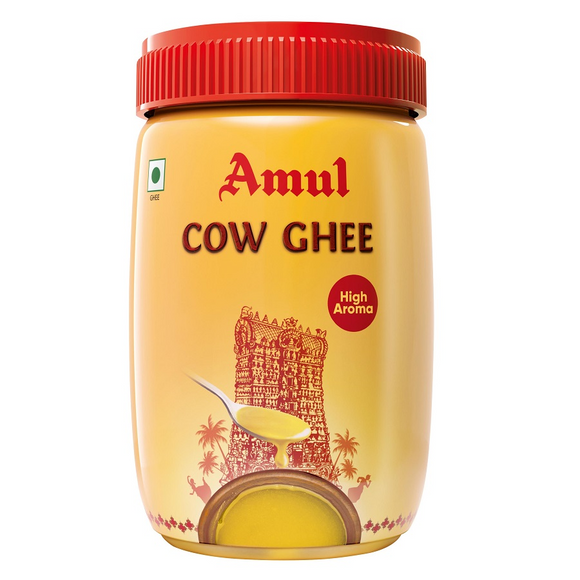 Amul High Aroma Cow Ghee, 200 ml Jar