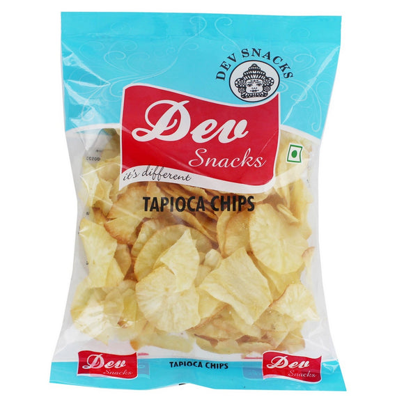 Dev Snacks Tapioca Chips 150g
