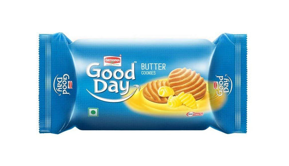 Britannia Good Day Biscuit, Butter 53+22gms Pack Of 2