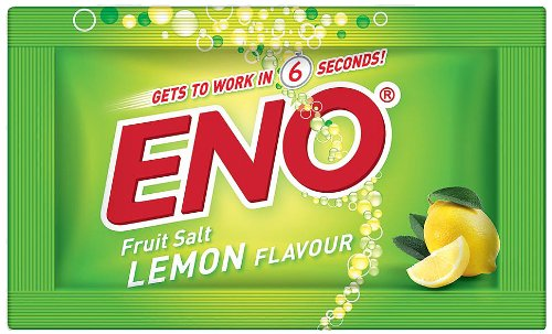 Eno Sachet - 5 g (Lemon) pack of 3