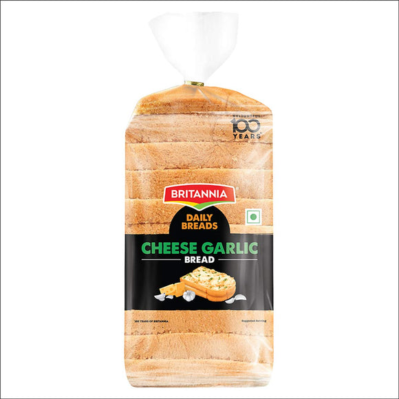Britannia Cheese Garlic Bread 300g