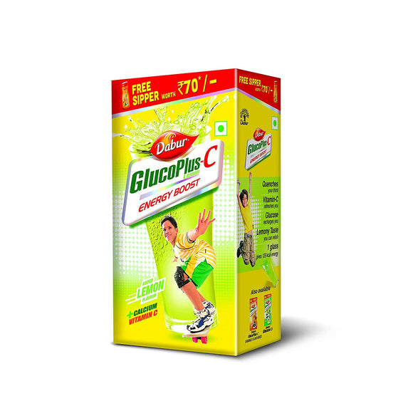 glucon d lemon,75g