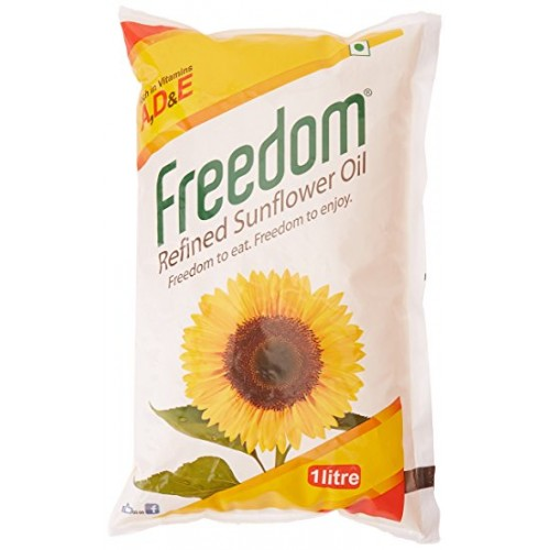 Freedom Refined Sunflower Oil