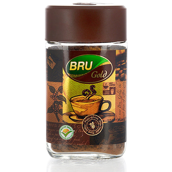 Bru Instant Coffee - Gold, 25g