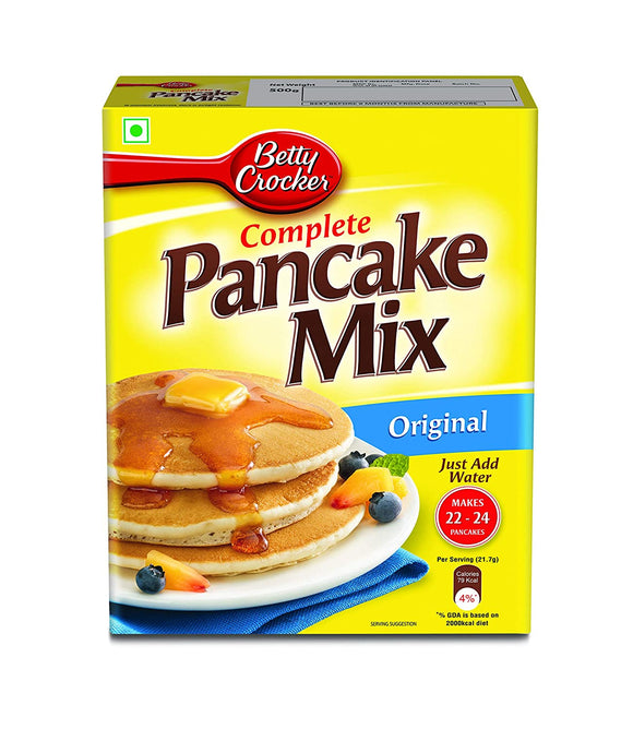 Betty Crocker Pancake Mix, Original,