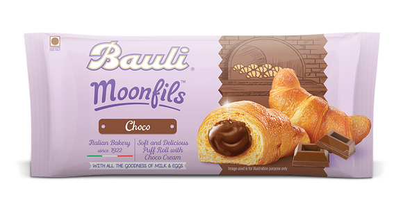BAULI MOONFILS CHOCOLATE PACK OF 2 NOS