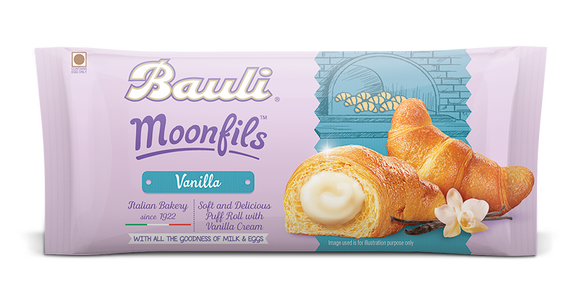 BAULI MOONFILS VANILLA PACK OF 2