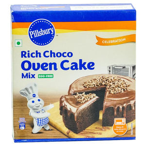Pillsbury Rich Choco Oven Cake Mix 270 g