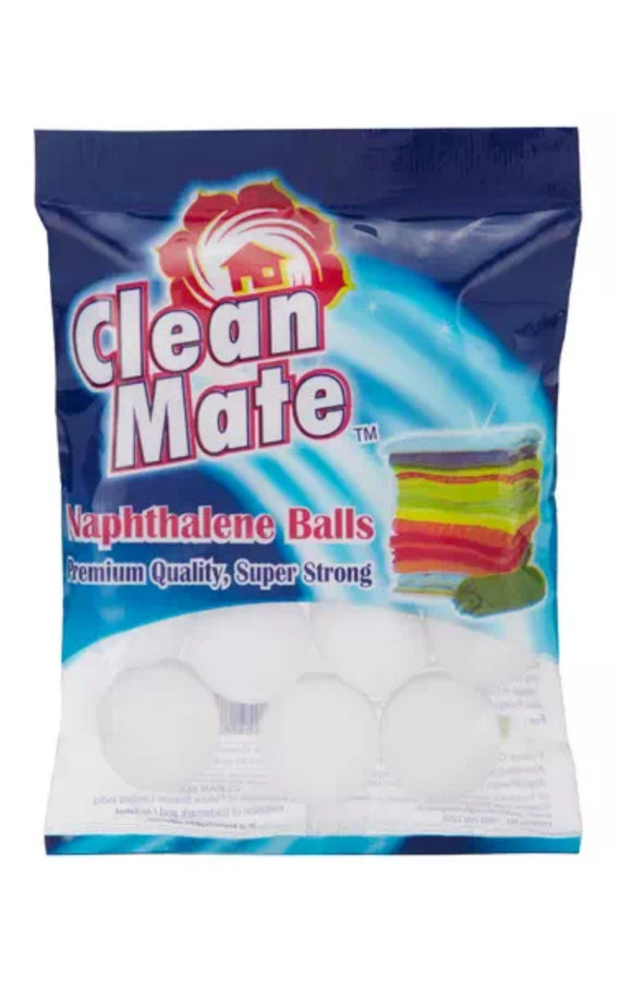 Clean Mate Naphthalene  Ball 100g