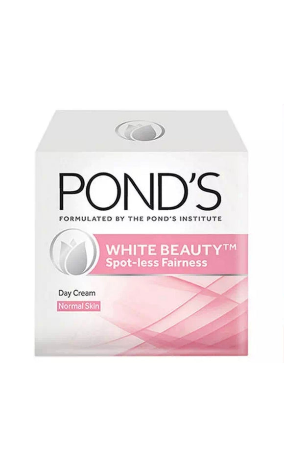 ponds white beauty daily anti spot fairness cream,normal skin,23g