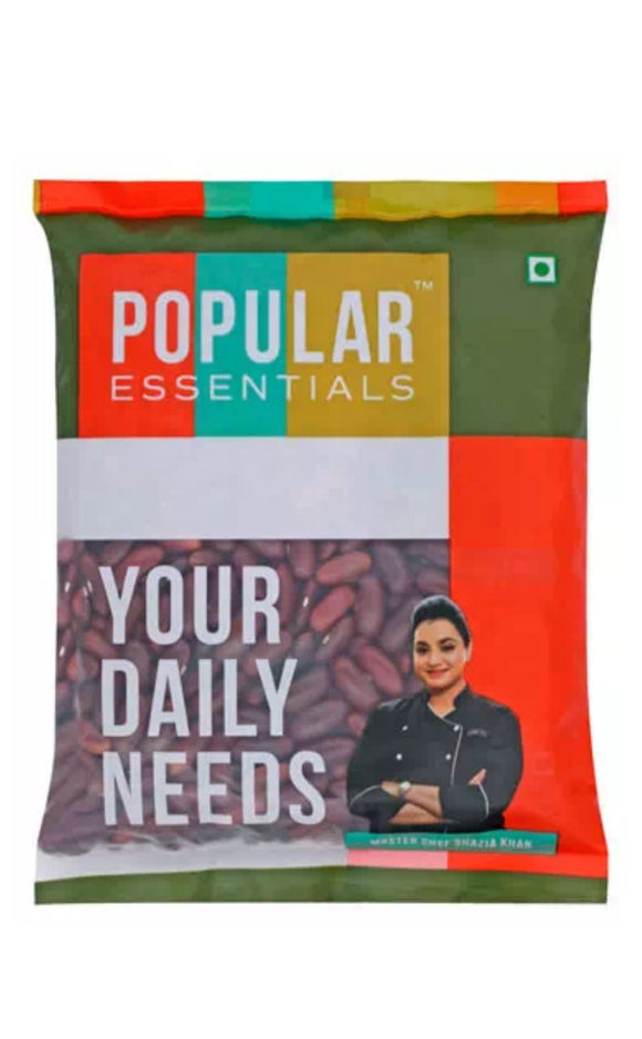Popular Essentials Red rajma 500g