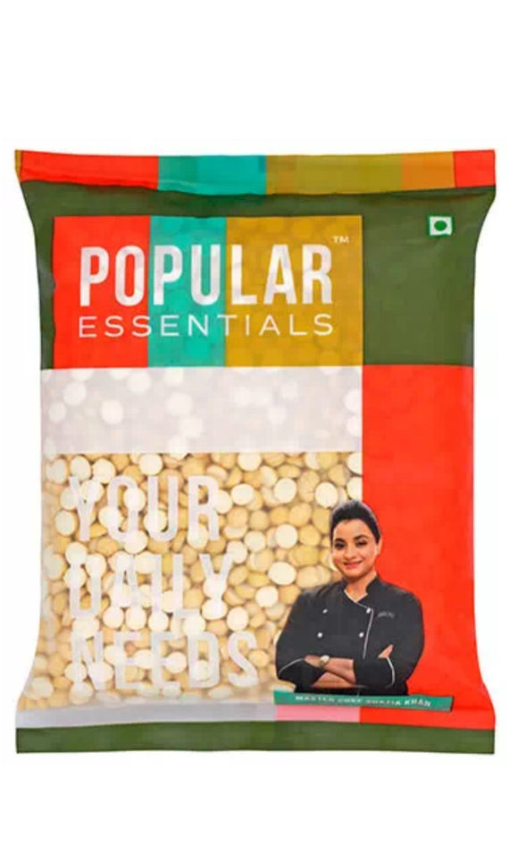 Popular essentials Fried Gram / Bengal Gram 500g