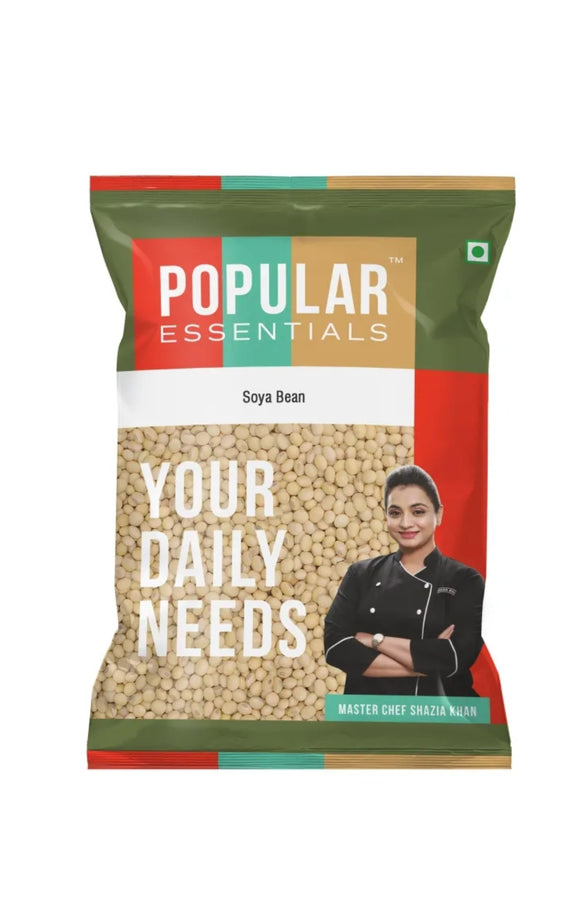Popular essentials Soya bean 500g