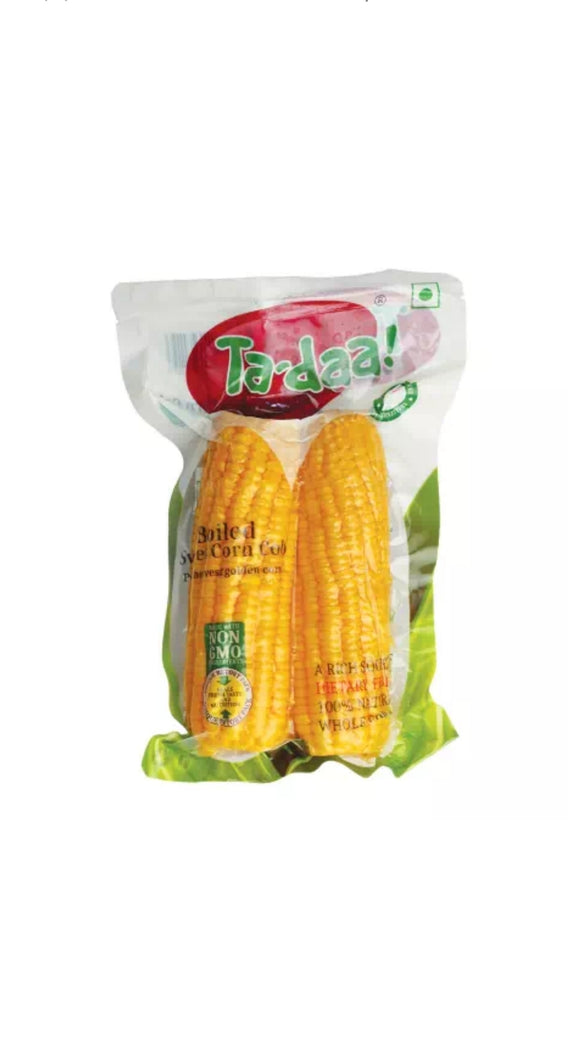 Ta-daa Boiled Sweet Corn Pack of 2