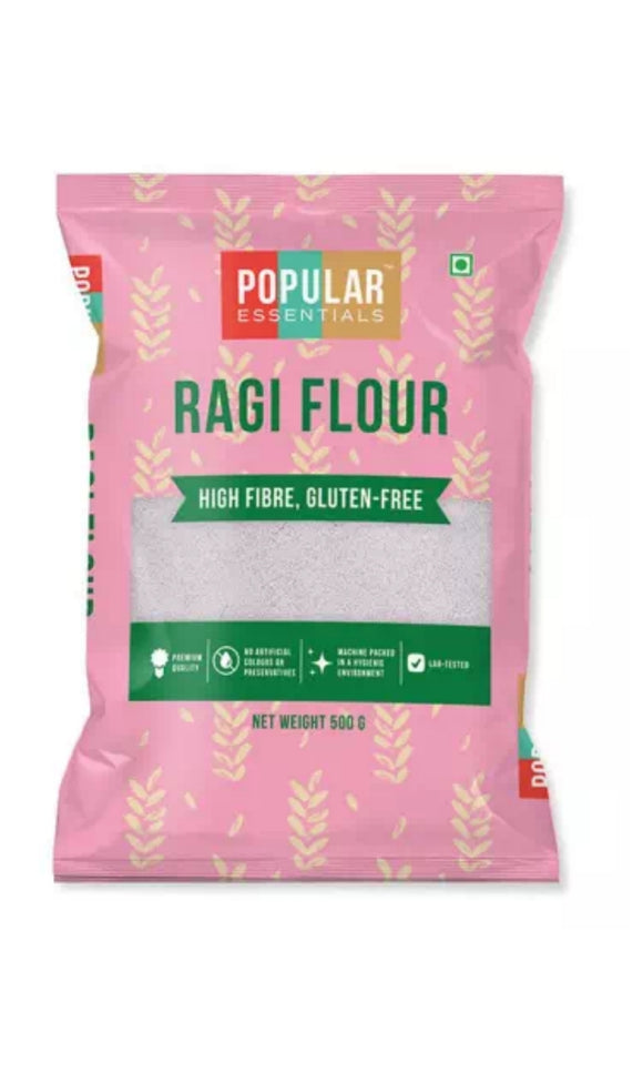 Popular essentials- Ragi Flour