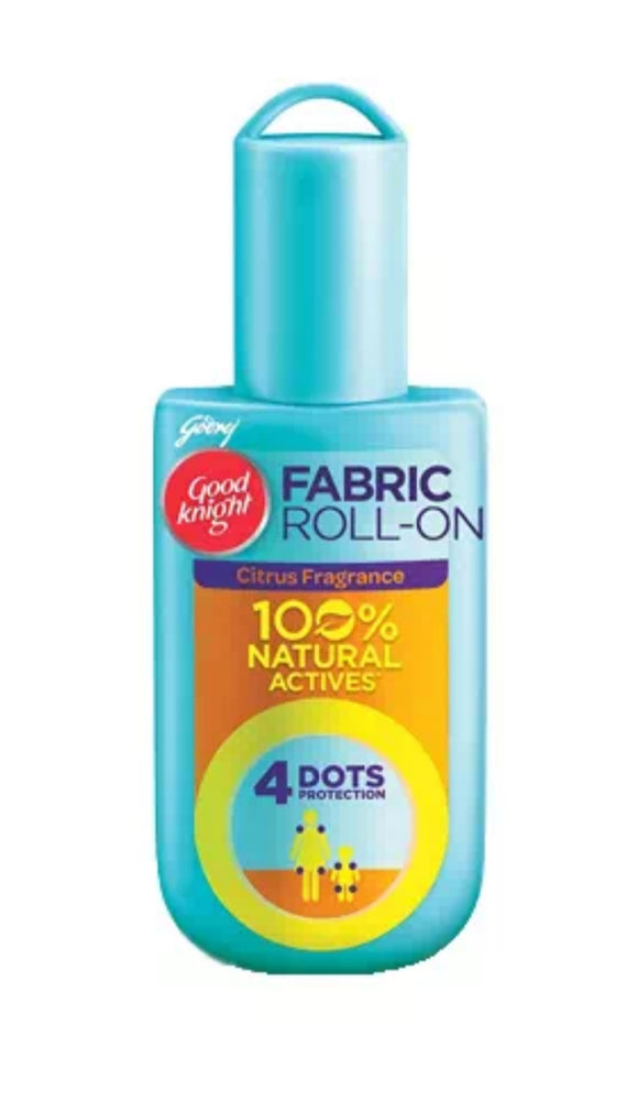 Good Night Fabric Roll On Personal  Repellent 8ml