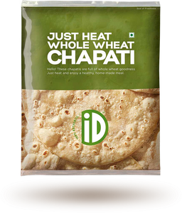ID Whole Wheat Chapati