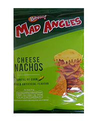 Bingo Mad Angeles Cheese Nachos 60g