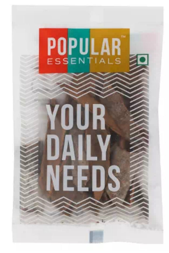 popular essentials cinnamon whole (dalchini) 25g