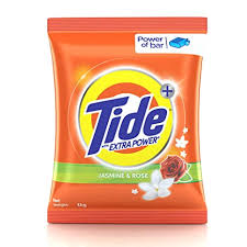 tide plus extra power jasmine & rose detergent powder