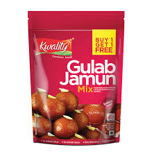 kwality Gulab Jamun Mix, 175G buy get one