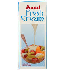 Amul Fresh Cream,