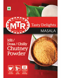 MTR Idli/Dosa/Chilli - Chutney Powder