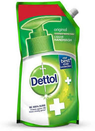 Dettol Original Liquid Handwash 175ml