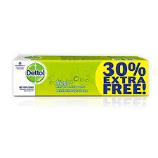 Dettol fresh shaving cream,60g box