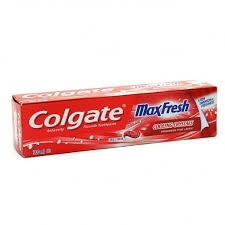 colgate max fresh Cooling Crystal Red Gel