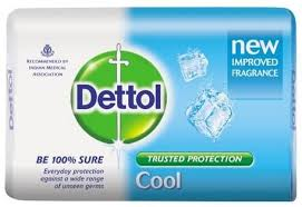 Dettol Cool Soap, 125g